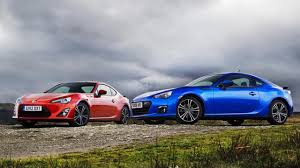 Coupe of the Year: GT86 vs BRZ
