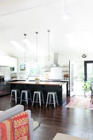 kitchen lighting ideas vaulted ceiling. housetweakingu0027s open kitchen design is all kinds of dreamy the light it brings in lighting ideas vaulted ceiling e