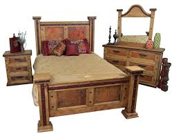 image rustic mexican furniture. Rustic Wood Bedroom Furniture Design Ideas Queen Sets Image Mexican