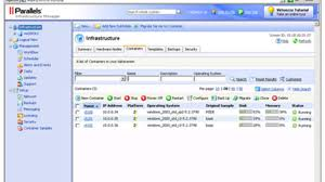 virtuozzo parallels virtuozzo containers 4 0 review zdnet
