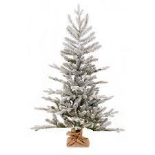 premier artificial christmas tree fibre