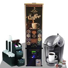 Coffee Vending Machine How It Works Stunning Coffee Vending Business MyKBrew