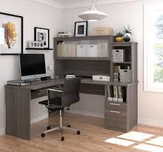 l shaped home office desk. 72 Most Bang-up U Shaped Office Desk L Glass Corner Workstation Home Genius