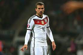 Prior to the tournament, he played in five qualification matches. Lukas Podolski Scored For Germany