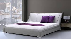modern super king size upholstered beds with contemporary style