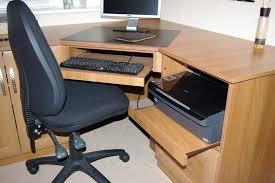 corner desk for home office. Oak Corner Office Desk Small With Shelves Home House  Decor About Desks Corner Desk For Home Office E