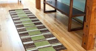 green runner rug best carpet aisle olive