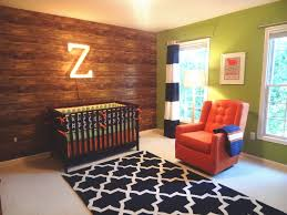 Gallery Roundup: Wood Accent Walls - Project Nursery
