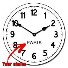 world time zone clock