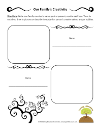 Printables - Growing Little Leaves: Genealogy for Children