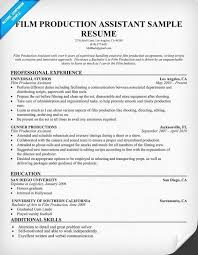 Video Production Specialist Sample Resume Impressive Video Producer Sample Resume Best Of Resume Sample Video Production