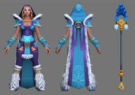 cosplay island view costume marii sama crystal maiden