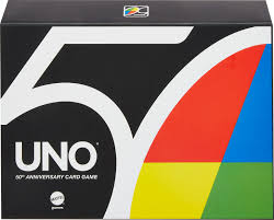 uno premium 50th anniversary edition