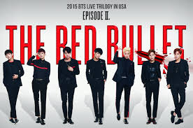 bts announce the red bullet u s summer tour
