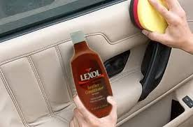 lexol leather conditioner after cleaning
