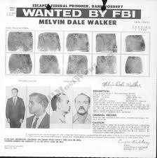 Melvin Dale Walker [1034] - $19.99 : FBIMostWanted.us, Wanted ...