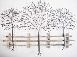 metal tree wall decoration metal tree wall art contemporary metal wall art autumn tree scene