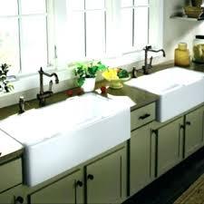 Ikea Apron Front Sink S Single Bowl Double  K14