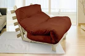 futon sofa bed. Single Pine Futon Sofa Bed With Mattress