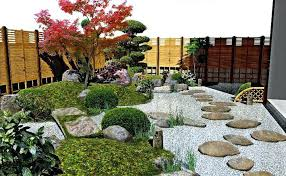 Zen Garden Design Plan Gallery Awesome Inspiration
