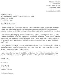 Cover Letter Now Awesome Collection Of Elementary Teacher Cover