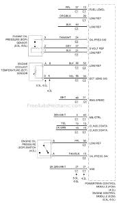 gmc archives automechanic low oil pressure sensor wiring diagram 2006 gmc envoy
