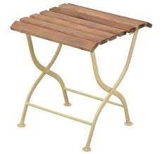 folding garden side table argos wooden