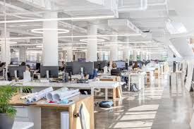 New York Office Interior Design Big Moves New York Offices To Bright Space In Dumbo New