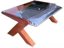 Airplane Wing Coffee Table Airplane Wing Too Cool Dream Hangar Pinterest Repurposed