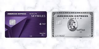 delta reserve vs the amex platinum card