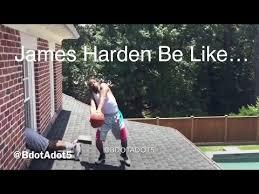 James Harden Be Like… | BdotAdot5 - YouTube