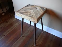 Diy End Table Design
