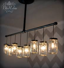 Small Mason Jar Lighting Fixtures Design that will make you awe struck for  Small Home Remodel Ideas with Mason Jar Lighting Fixtures Design