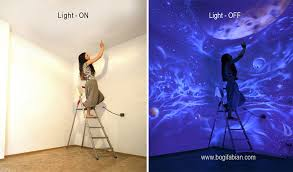 Glowing Murals Uv Blacklight Art Bogi Fabian 10