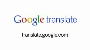 Resultat d'imatges de google translate