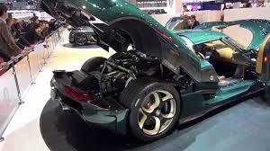 2017 Koenigsegg Regera 5.0 V8 1500 HP | Exterior Interior 360 ...
