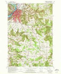 Amazon Com Yellowmaps Oregon City Or Topo Map 1 24000