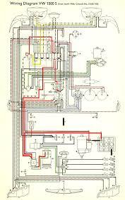 volkswagen type 3 wiring diagram 1968 vw type 3 wiring diagram vw t3 fuse box diagram at Vw Type 3 Wiring Diagram