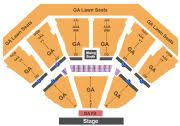 Starplex Pavilion Tickets And Starplex Pavilion Seating