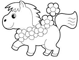 Kids Coloring Pages Animals Book For Cute Teens Cool