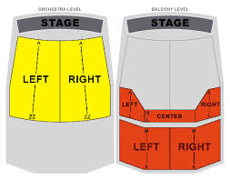 William Kerr Theatre Seating Chart Luther Vandross Gershwin Theater Seating Chart