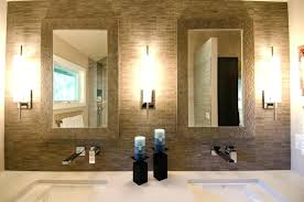 Modern Bathroom Wall Sconce Decor Cool Inspiration
