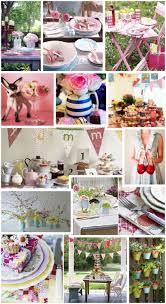 Garden Parties Ideas Pict Simple Decorating Ideas