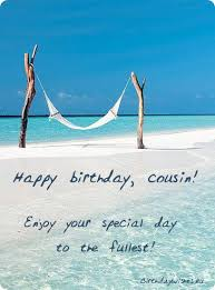 Cousin Birthday Quotes Adorable Happy Birthday Cousin Brother Birthday Wishes For Cousin Male