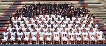 Princeton Football Depth Chart 2014 Football Roster Sterling College Athletics