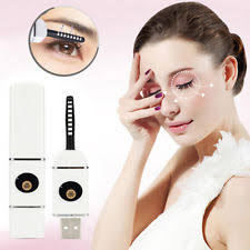 heated eyelash curler results. usb rechargeable heated eyelash curler enhancer perm makeup shaping curling tool results