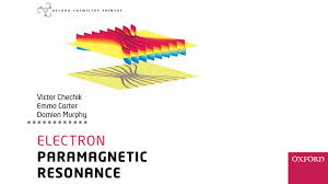 Cardiff Authors Publish New Oup Textbook In Electron Paramagnetic