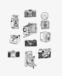 Camera Camera Clipart Hand Painted The Camera White Camera Png