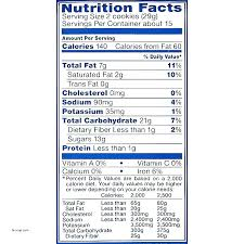 Dairy Queen Menu Calories Chart Oreo Birthday Cake Cookies Nuttrition Babyplanet