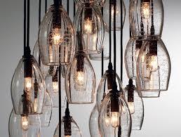 multi penant modern chandelier